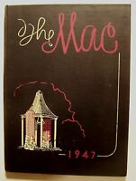 THE MAC 1947 ~ Macalester College Yearbook ~ St. Paul Minn. - D