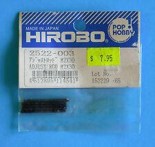 Hirobo Spare Parts Adjust Rod M2x30 2522-003 in Original