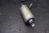02-06 TRIUMPH DAYTONA 955I ENGINE STARTING STARTER MOTOR OEM 02 03 04 05 06