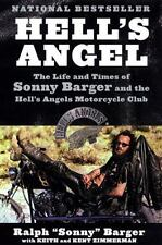 HELL'S ANGEL Ralph Sonny Barger FREE SHIPPING paperback book hells angels memoir