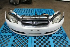 JDM Subaru Legacy Front End Bumper Headlight Grille 2003-2009 BP5