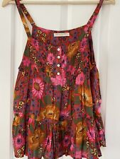 Spell And The Gypsie Collective Floral Top Size S