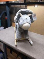 Baby Dinosaur Soft Plush, Rocking Chair, Rocker, Rocking Horse