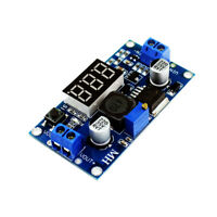 DC-DC Step Down  Power Module Voltage Regulator+ LED Voltmeter