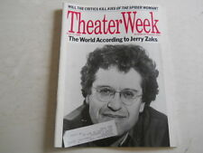 Jerry Zaks, John Guare - Theater Week Magazine 1990