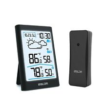 Baldr B0341 In/Outdoor Weather Station Wireless Thermometer-Hygrometer Sensor