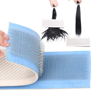 Hair Extension Holder Drawing Mat For with Use Bulk & Pre-bonded Hair Pieces etc