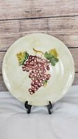 TableTops Unlimited Cabernet Dinner Plate 11-1/4 in Diameter