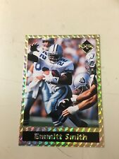 LOT OF 50 1994 Investor's Focus Prismatic Gold Foil #2 EMMITT SMITH  COWBOYS