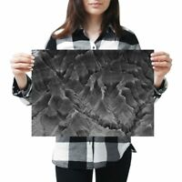 A3 - 3D Geology Map Mountain Ridge Poster 42X29.7cm280gsm(bw) #42402