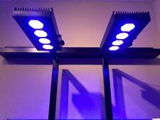 2 x Aqua Illumination Hydra 52 Reef Aquarium Led Fixtures with Ai Director