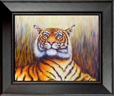 'Bengal', Tiger Oil Painting: A Fantastic Gift Idea!