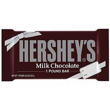 Hershey's 1 Pound MILK REAL CHOCOLATE BAR