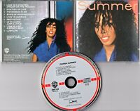 Donna Summer CD SAME s/t 1982 JAPAN West Germany 299 163 smooth sided case