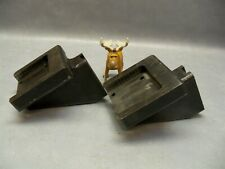 """Chick Workholding Vise Clamp 4"""" wide Set of 2"""