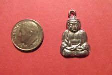 18  Pewter Buddha  Charms
