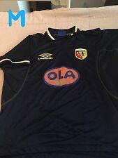 """RARE Maillot de foot """"third"""" original et authentique RC Lens Saison 1998-1999"""