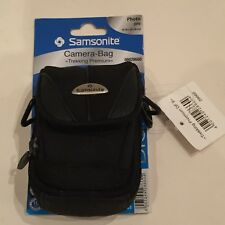 Samsonite Trekking DF9 Camera Bag Brand New Compact Camera/camcorder Pouch