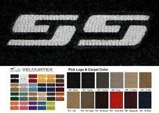 Lloyd Mats Chevrolet Silverado Custom SS Velourtex Front Floor Mats (2003-2006)