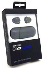 Samsung Gear IconX Cord-Free Headphones Wireless Bluetooth In-Ear Sports Black