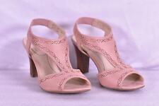 Women's Lifestride Channing T- Strap Slingback Sandals, Blush Pink, 8.5 M