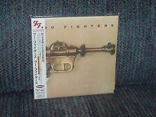 FOO FIGHTERS - FOO FIGHTERS [DEBUT] CD (RARE + OOP JAPAN MINI LP) 2 BONUS TRACKS