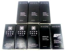 Lot of 8 AVON Different Nail Enamel 12ml True Color Nailware Pro - See Pictures