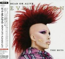 Evolution: The Hits [Japan Bonus Track] by Dead or Alive (CD, Jun-2003, Avex Trax (Japan))