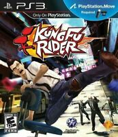 Kung Fu Rider (Sony PlayStation 3, 2010) for PS3 | New Sealed Video Game