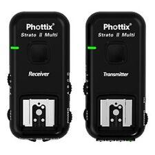 Phottix Strato TTL flash trigger, Blitzauslöser für Nikon DSLR