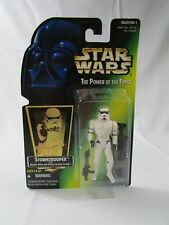 STAR WARS POTF STORMTROOPER BLASTER RIFLE & HEAVY INFANTRY CANNON KENNER