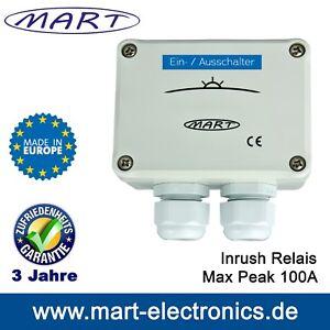 Dämmerungsschalter MART TS-31-2-G x100lx IP65,PG13,5 230V 16A 4000W einstellbar