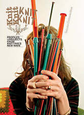 Knitknit: Profiles and Projects from Knitting's New Wave, Good Condition Book, G
