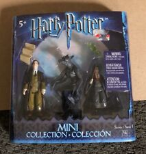 Harry Potter & the Prisoner of Azkaban Mini Figures Collection Mattel New Lupin