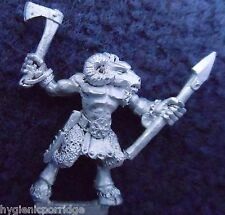 1988 Marauder MM97 caos Beastman 6 Warhammer Fantasy Battle beastmen Ejército Broo