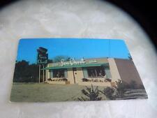 VINTAGE POSTCARD chrome SEA CHEST 1959 MYRTLE BEACH SC