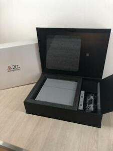Sony Playstation 4 PS4 Console 20th Anniversary Edition from Japan