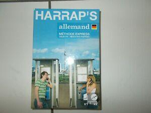 Harrap's allemand : Méthode express