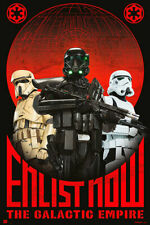 STAR WARS - ENLIST NOW POSTER 24x36 - EMPIRE 85089