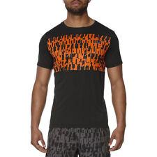 Training men's T-shirt Asics GPX Poly Mesh Top Running Tee Wicking Motion Dry