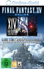 Final Fantasy XIV - A Realm Reborn Gamecard 60 Days FF 14 GTC 60 Tage Spielzeit