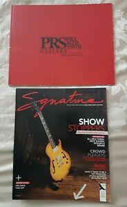 PRS 2006 catalogue And PRS 2010 magazine