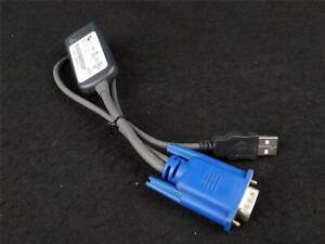 Used 1PC AVRIQ-USB Avocent Autoview USB KVM Server Interface Module