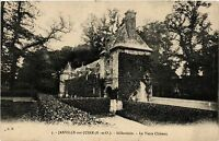 CPA  Janville-sur-Juine - Gillevoisin - Le Vieux Chateau  (384811)