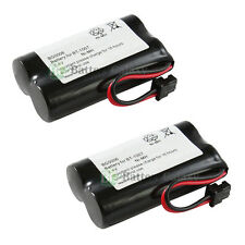 2 Cordless Home Phone Battery for Uniden BT-1007 BT-904