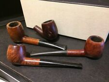 Attic Barn Find Job Lot Vintage  Smoking Pipes 505 GBD New Bond Estate Pipe used