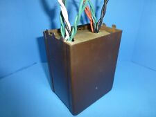 Vintage Potted Magnetically Shielded Large Power Transformer Tube  Amp Project