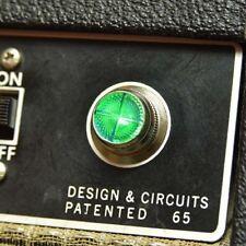 Guitar amplifier Jewel Lamp Indicator lamp jewel.  Model GC 01.  For pilot light