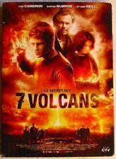 DVD LE SECRET DES 7 VOLCANS - Tom CAMERON / Sam NEILL