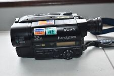 SONY CCD-TR411E Handycam 8mm Video8 XR Playback Video Camera Camcorder WORKING